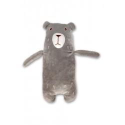 Polštářek medvěd - Spandex 30 cm