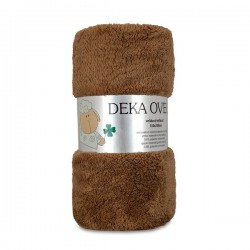 deka ovce-ovce s lemem - čokoládová