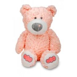 Medvídek chlup - růžový