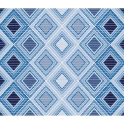 Aqua-nova koupelnová rohož šíře 65 cm - vzor 590A