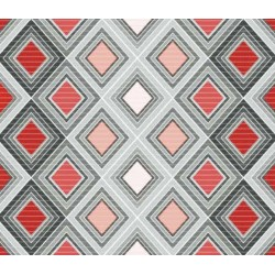 Aqua-nova koupelnová rohož šíře 65 cm - vzor 590D